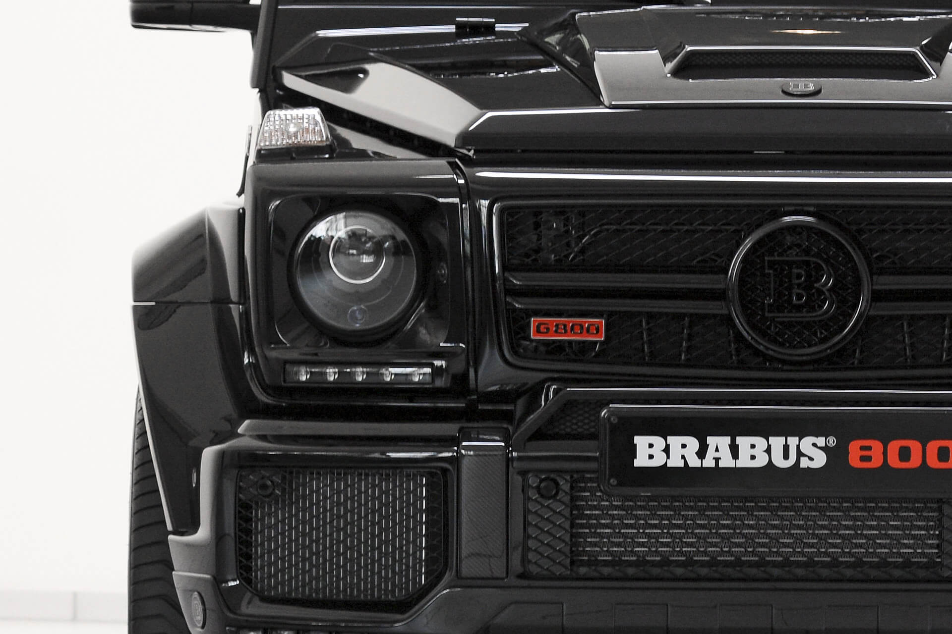 Headlights black for g class w463 for Mercedes benz g500 parts accessories