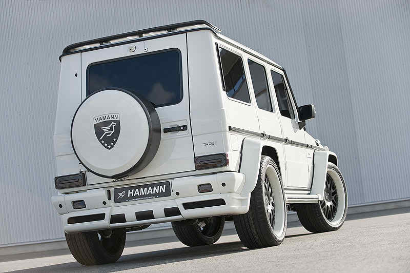 Hamann roof spoiler for mercedes benz g class amg g63 and for Mercedes benz g class parts