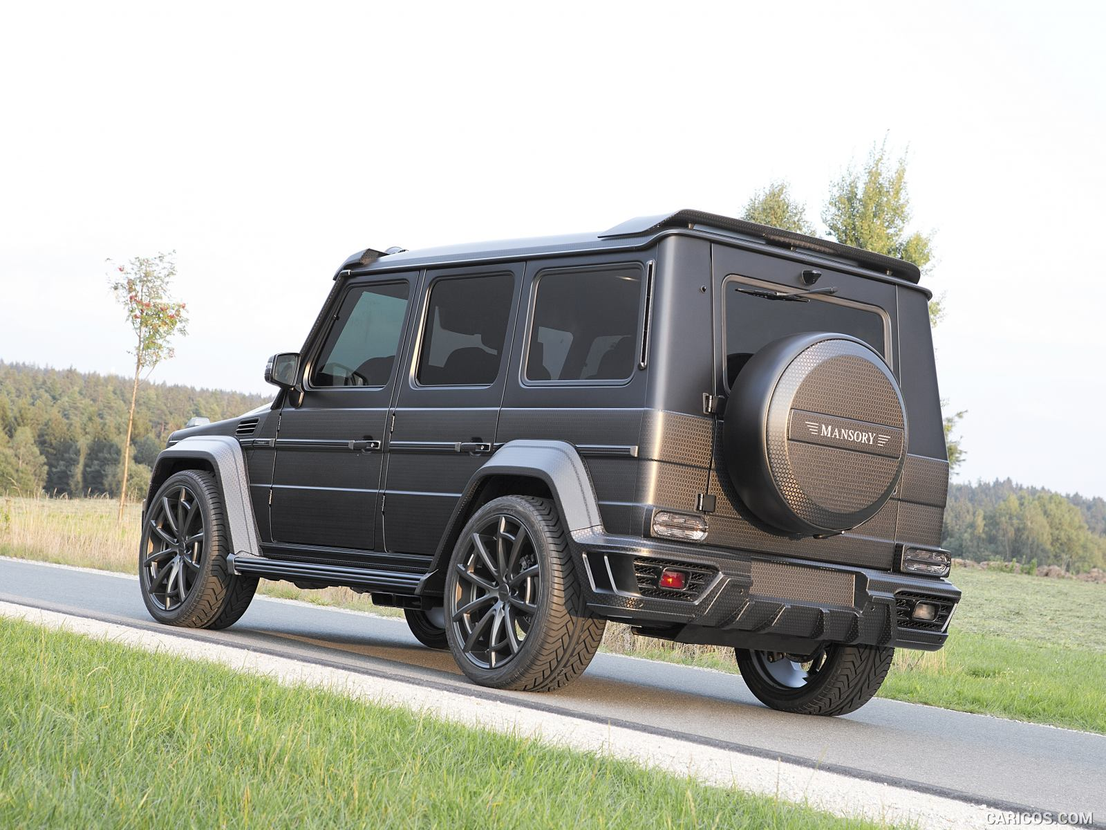 Mansory rear c pillar cover for mercedes benz g class g63 for Mercedes benz g class parts