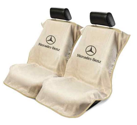 seat armour towel seat cover with mercedes logo for mercedes g class 2008. Black Bedroom Furniture Sets. Home Design Ideas