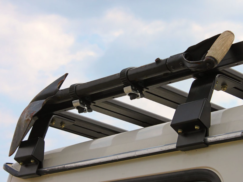 Attractive Shovel Mount: Roof Rack Accessory For G Wagen U2013 GwagenParts.com | Mercedes  G Class Parts