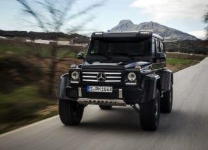 G class beadlock wheels archives for Mercedes benz portal axles