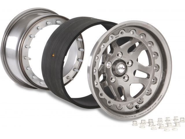 Hutchinson 16 Inch Beadlock Wheels For Mercedes G Class In