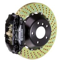 Brembo GT 345MM Black 2C1.8011A1 Big Brake Kit for 2011 G55
