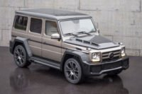 FAB Design SHAHIN Bi-Color Front Bumper For Mercedes G-Class