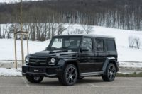 FAB Design SHAHIN Front Spoiler For Mercedes G-Class