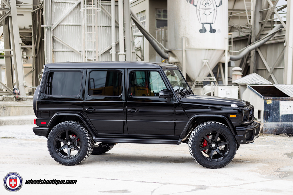 Wb 4 Inch Lift Kit For Mercedes G Class W463 With Steering
