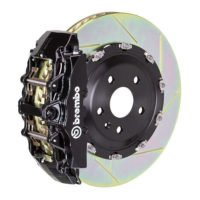 Brembo GT 380MM Black Big Brake Kit for G550