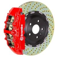 Brembo GT 412MM Red Big Brake Kit for G63, G65 AMG
