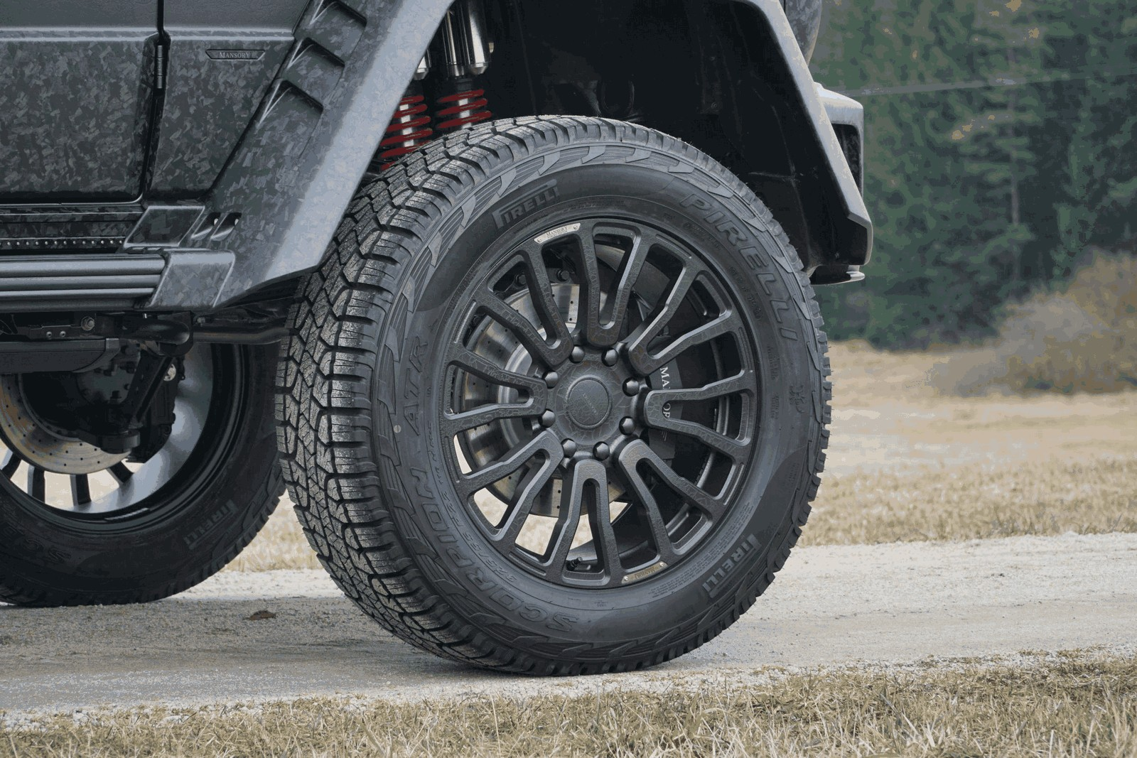 Mansory M8 4x4 Fully Forged Wheel For G Class 4 4 Gwagenparts Com Mercedes G Class Parts