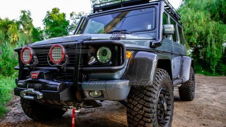 Land Rover Unimog Axle Conversion ✓ Land Rover Car