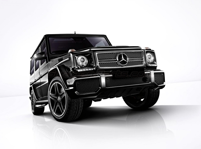 AMG G63 Conversion Body Kit for G-Class W463