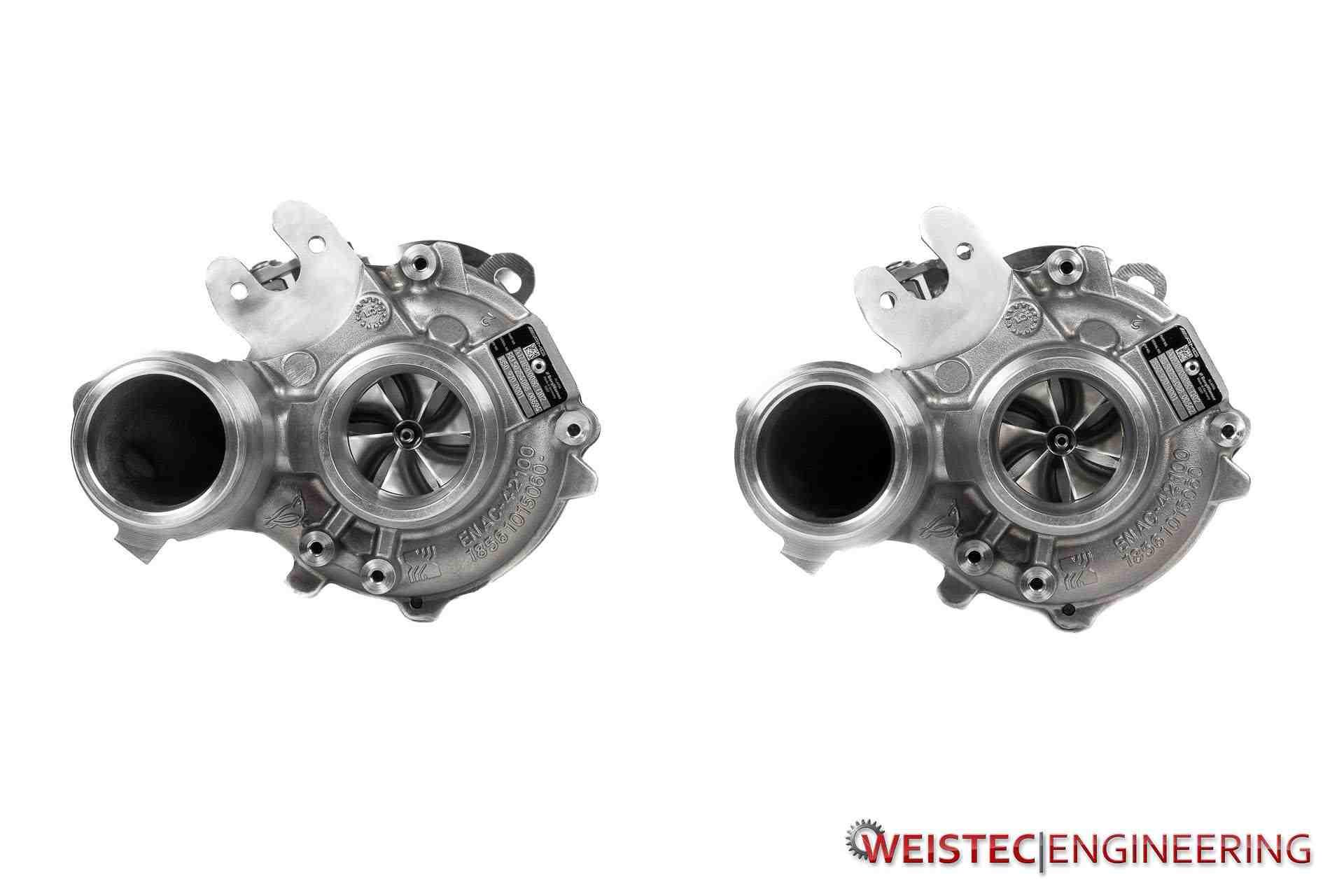 Weistec W 3 Turbo Upgrade, M177