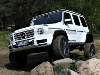 Fender Flares Archives - GwagenParts com   Mercedes G-class