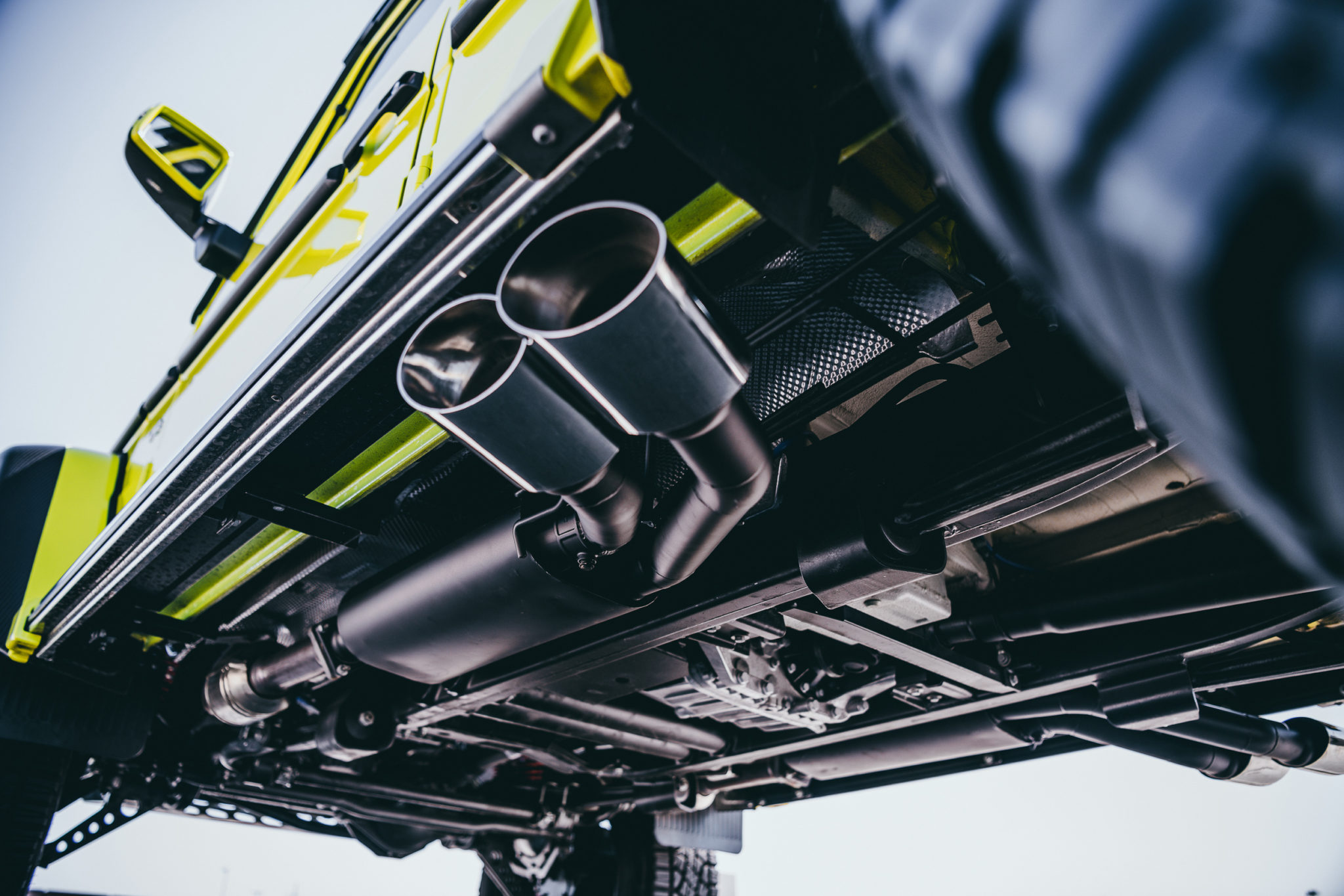 Amg G Wagon >> Agency Power Valvetronic Exhaust System Mercedes G500, G55 ...