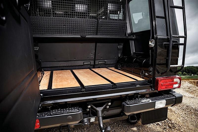 G Wagon Cargo Net for Mercedes-Benz G-Class - GwagenParts.com | Mercedes G-class Parts
